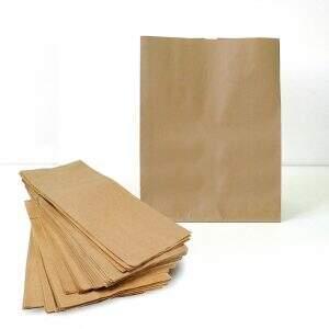 saco de papel kraft grande samppel embalagens